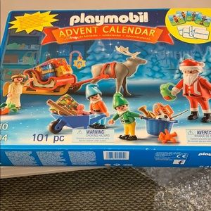 Playmobil advent set new #5494